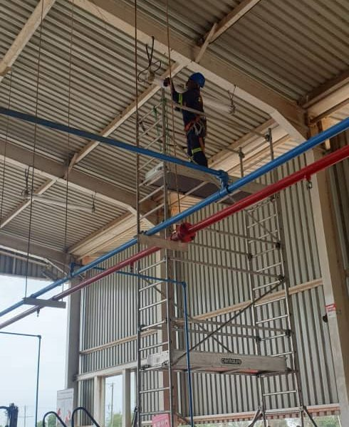 WORK AT HEIGHT SAFELY